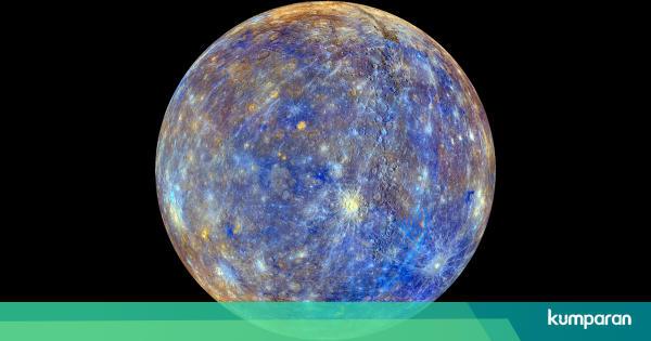 Besok, Planet Merkurius dan Venus Berdekatan Setel