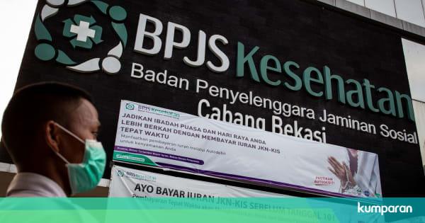 Perhatian, Menunggak Iuran BPJS Kesehatan Bisa Did