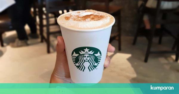 Eks Pegawai Starbucks yang Intip Pelanggan Ditangk