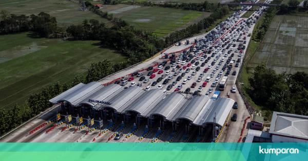 Usai Kepadatan di Bandara Soetta, Giliran Ratusan Ribu Mobil Tinggalkan Jakarta