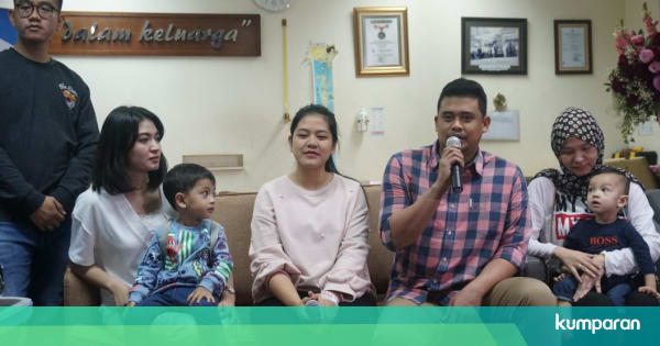 Kahiyang Ayu Melahirkan, Jokowi Punya Cucu Keempat