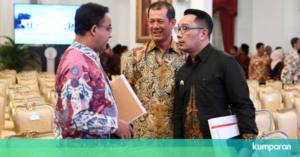 Menelusuri Asal Mula Rp 300 T yang Disebut Ridwan Kamil Kabur Akibat PSBB Anies
