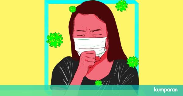 Perbedaan Virus Corona dan Flu Biasa, Mulai dari Gejala