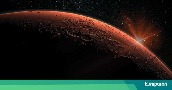 Kenapa AS, China, dan Uni Emirat Arab Sama-sama Meluncur ke Mars pada Juli 2020?