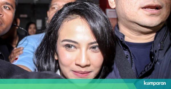 Vanessa Angel dan Suami Diamankan Polisi karena Na