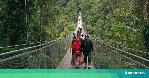 7 Objek Wisata Di Sukabumi Yang Cocok Untuk Berlibur Di