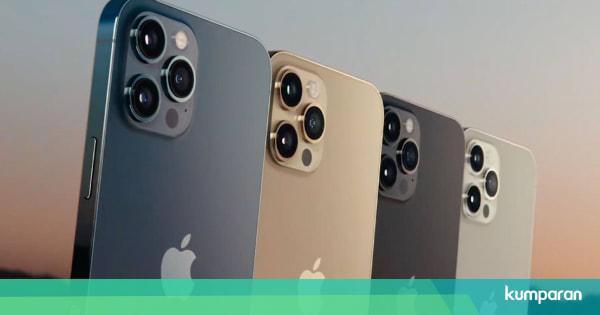 iPhone 12 dan iPhone 12 Mini Dirilis, Kapan Masuk ...