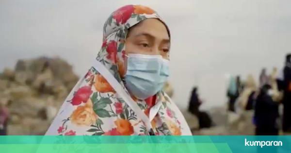 Farida,Jemaah Haji 2020 dari Indonesia: Ini Tak Da
