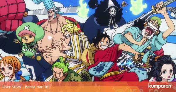 Spoiler One Piece 986 Kaido Terkejut Muncul Sosok Oden Kumparan Com
