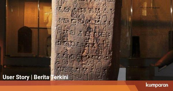 Peninggalan Kerajaan Kutai, Kerajaan Hindu Budha Tertua di ...