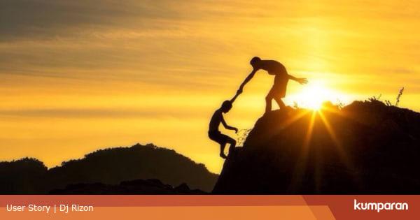 Kata Kata Persahabatan Yang Menyentuh Hati Kumparancom