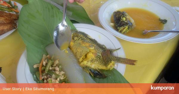 Mencicipi Papeda Makanan Eksotis Khas Papua Kumparan Com