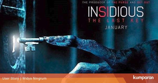 Review Film The Insidious The Last Key Kumparan Com