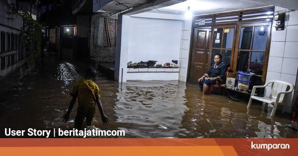 BPBD: 840 Rumah di Jember, Jatim, Terkena Banjir ...