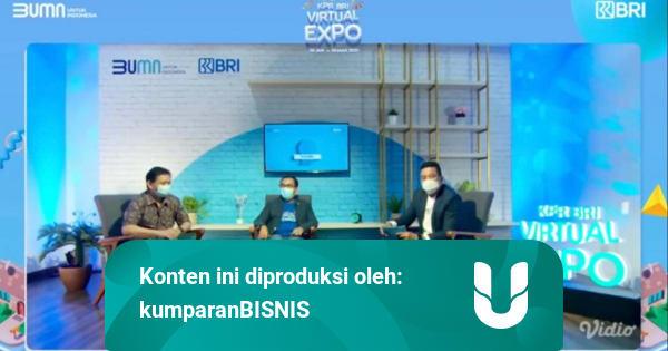 Jutaan Pengunjung Hadiri KPR BRI Virtual Expo 2021 ...