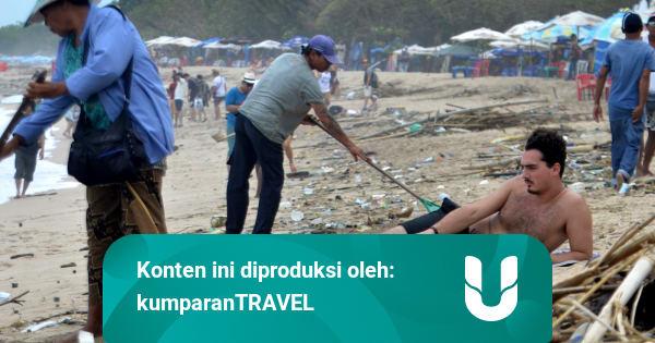 7 Pantai Terkotor Di Dunia Salah Satunya Pantai Kuta Di Bali Kumparan Com