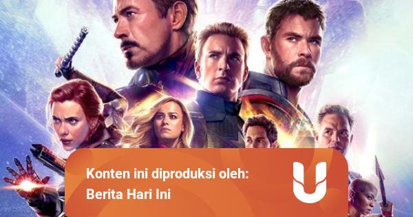 tempat nonton dan download avengers endgame full movie