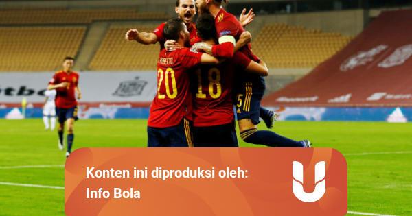 Spanyol vs Yunani: Prediksi Skor, Line Up, Head to Head ...