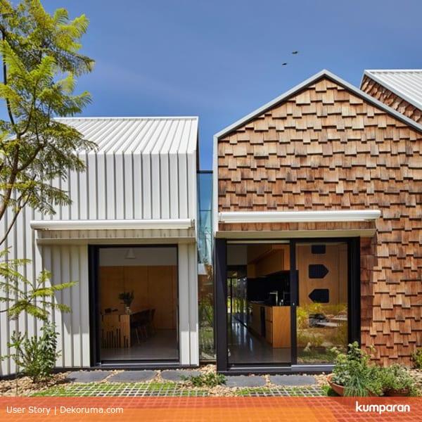 Desain Rumah Minimalis Lebar 3 Meter  7 tipe rumah terpopuler di indonesia kumparan com