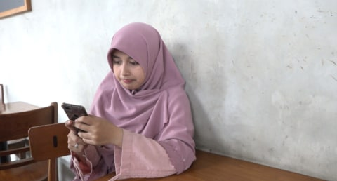 Arnita Rodelina Turnip, Mahasiswi IPB, Pemkab Simalungun