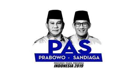 Amien Rais bikin slogan untuk Prabowo-Sandi.
