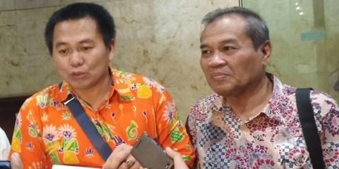 Cak Imin dilaporkan ke Bareskrim Polri
