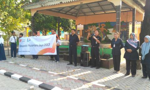 SMP Negeri di Pulau Untung Jawa