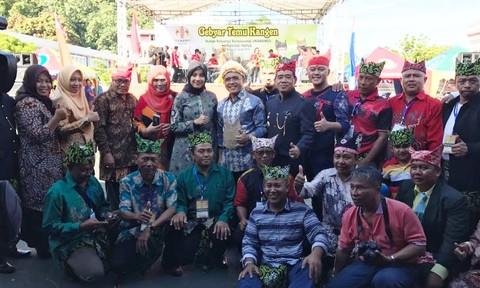 Bupati Banyuwangi Abdullah Azwar Anas di Papua