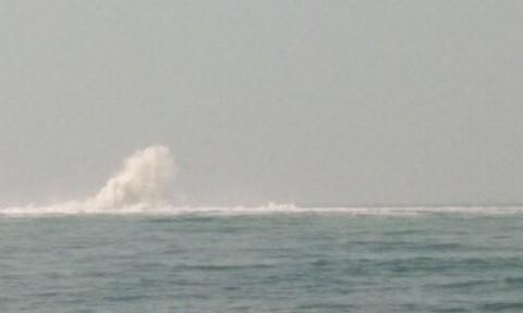 Kebocoran Pipa Gas di Perairan Banten