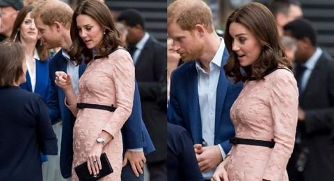 Kate Middleton melahirkan April 2018