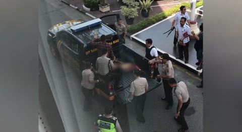 Terduga Teroris serang anggota Polisi