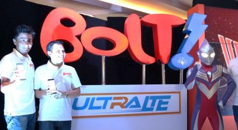 Bolt Internet services from Internux