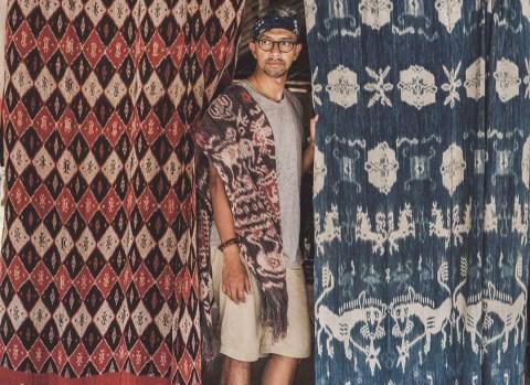 Inilah Pesaing Batik dan Kain Songket... Siap mengharumkan nama Bangsa Indonesia!!