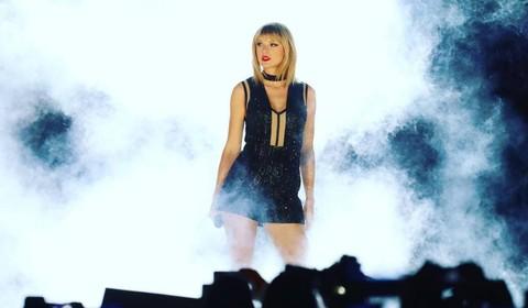 Penyanyi Internasional Taylor Swift