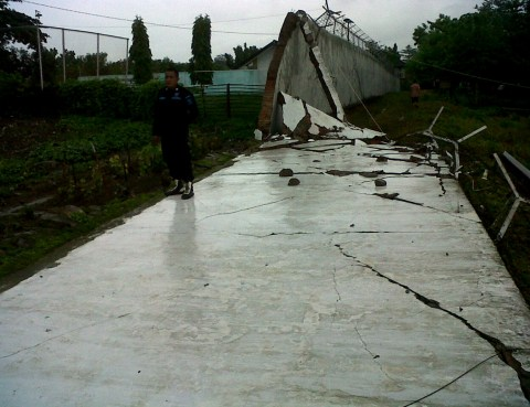 Banjir Bandang Sumbawa (jangan jadi cover)