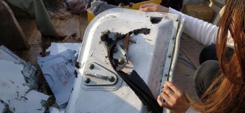 Puing-puing pesawat Lion Air JT-610