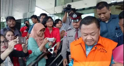 Pejabat Bakamla Ditangkap KPK