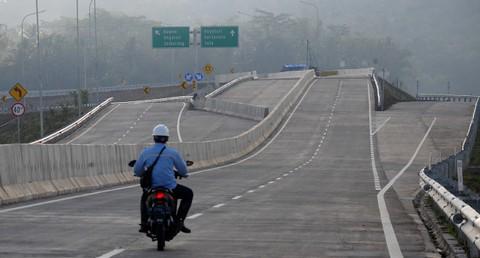 Kesiapan Jalan Tol Bawen-Salatiga