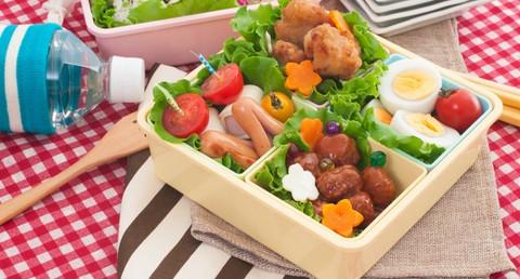 Ilustrasi Bekal Makanan