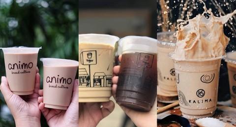 Es kopi yang tengah hits di Jakarta