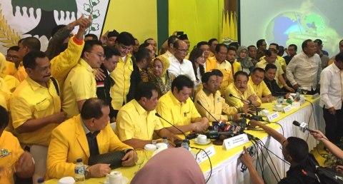 Rapat Pleno DPP Golkar