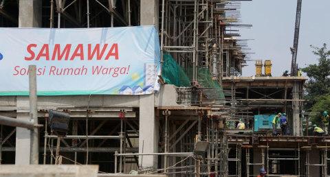 Anies Luncurkan SAMAWA, Rumah DP Rp 0 di Klapa Village