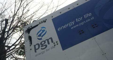 Ilustrasi Perusahaan Gas Negara (PGN)