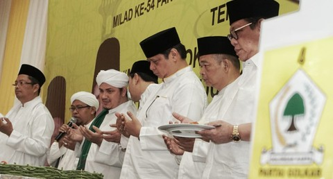Partai Golkar, Airlangga Hartarto, DPP Partai Golkar, Jakarta