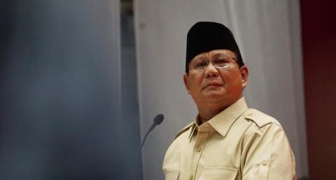 Prabowo: Kalau Jenderal Hidupnya Mewah, Perlu Dipertanyakan Duitnya