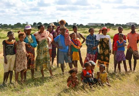 Penduduk Madagaskar.