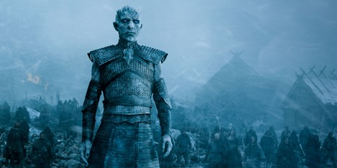 The Night King di 'Game of Thrones'