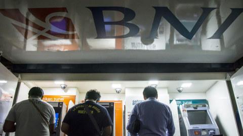 Mobile ATM BNI