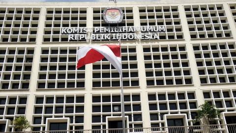 Gedung KPU