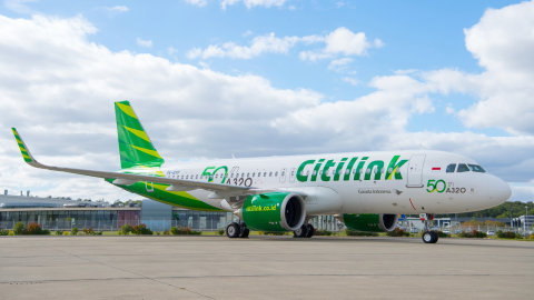 Citilink Airbus A320